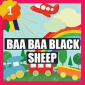 Baa Baa Black Sheep Song icon