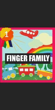 Finger Family Song MP3 poster