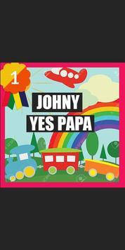 Johny Johny Yes Papa Song poster