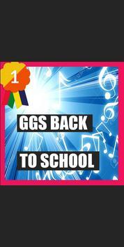 Lagu GGS Back to School poster
