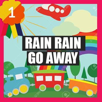 Rain Rain Go AWay song MP3 poster
