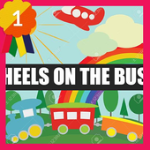 Wheels On The Bus Song icon