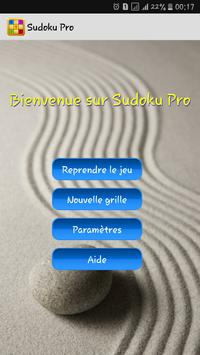 Sudoku Pro  - Move Your Mind poster