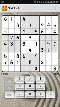 Sudoku Pro  - Move Your Mind screenshot 3