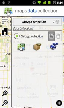 Maps Data Collection screenshot 3