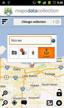 Maps Data Collection screenshot 4