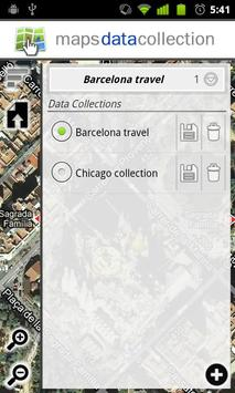 Maps Data Collection screenshot 5