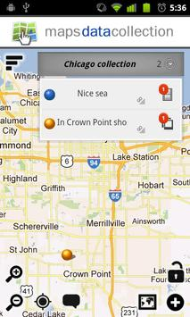 Maps Data Collection screenshot 6
