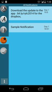 RYLC 2014 (AIESEC) screenshot 5