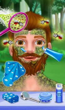 Beard Shaving Games For Boys poster