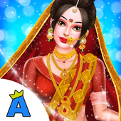 Indian Traditional Costume icon