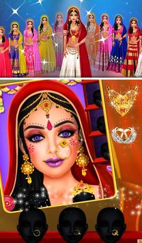 Radha Beauty Girl Salon poster