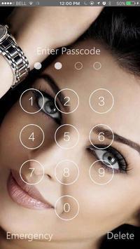 Aishwarya Rai Lock Screen HD Wallpaper screenshot 4