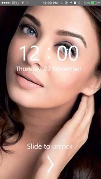 Aishwarya Rai Lock Screen HD Wallpaper screenshot 5