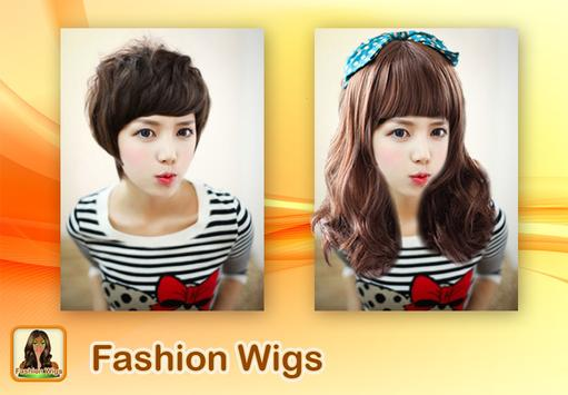 Fashion Wig Hair Style Change APK Download Free Photography APP - Hairstyle change app download