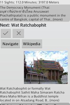 TourBot apk screenshot