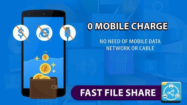 Dosyaları aktarın ve paylaşın, veri kopyala Ekran Görüntüsü 5