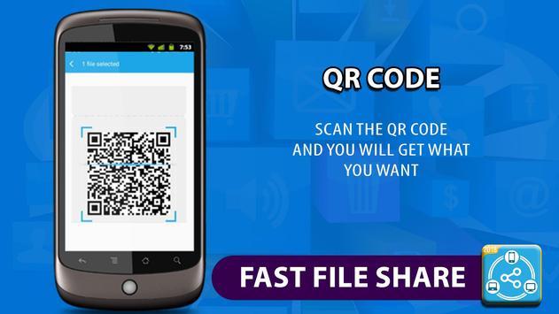 Dosyaları aktarın ve paylaşın, veri kopyala Ekran Görüntüsü 9