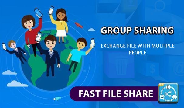 Dosyaları aktarın ve paylaşın, veri kopyala Ekran Görüntüsü 13