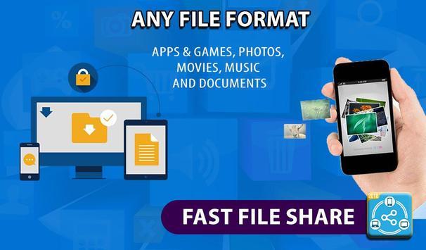 Dosyaları aktarın ve paylaşın, veri kopyala Ekran Görüntüsü 12