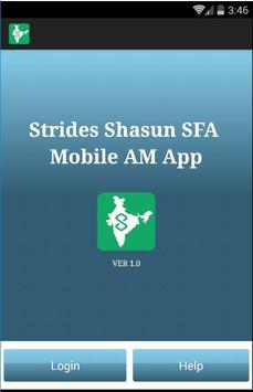 Strides SFA India AM poster