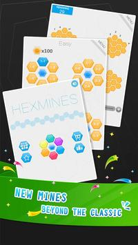 HEXMINES poster