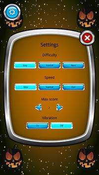 Air Hockey Halloween free apk screenshot
