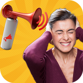 Loud Air Horn Sounds icon