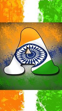 Indian Flag Letter screenshot 4