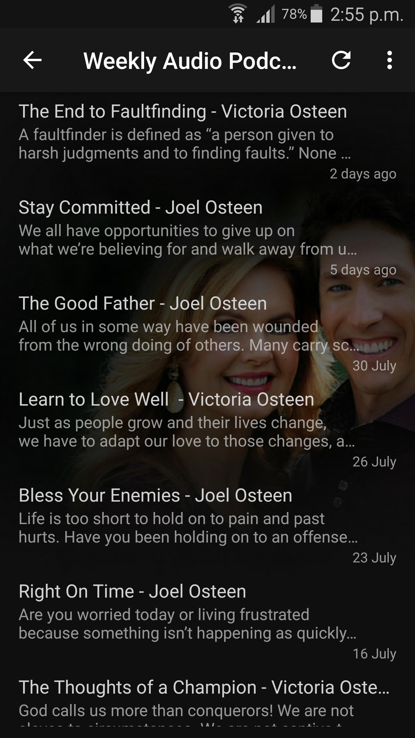 Joel Osteen's Sermons & Devotional for Android - APK Download