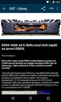 CDR/DIIT apk screenshot