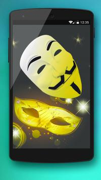 Anonymous Mask poster