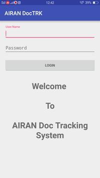 AIRAN DocTRK poster