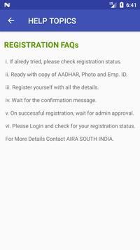 AIRA SOUTH INDIA screenshot 3