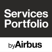 Services by Airbus Portfolio icon