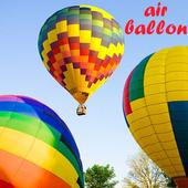 Air Ballon Wallpaper icon