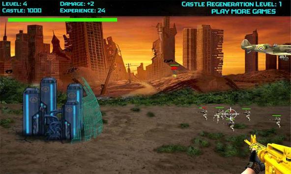 Airbase Defender-Shooting Game apk screenshot