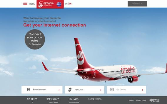 airberlin connect screenshot 3