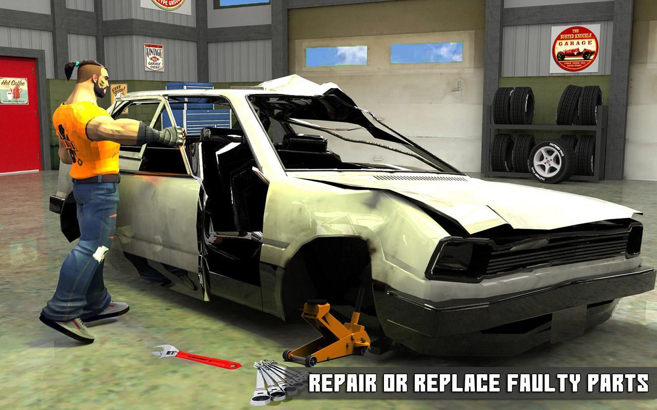 Multi car mechanic garage classics for android apk download.