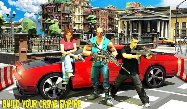 Auto Gangster Mafia: China Town Vice City War Fury screenshot 8