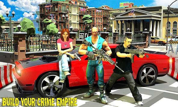 Auto Gangster Mafia: China Town Vice City War Fury poster