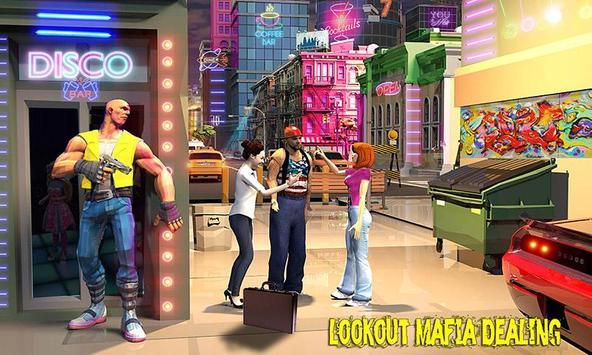 Auto Gangster Mafia: China Town Vice City War Fury screenshot 2
