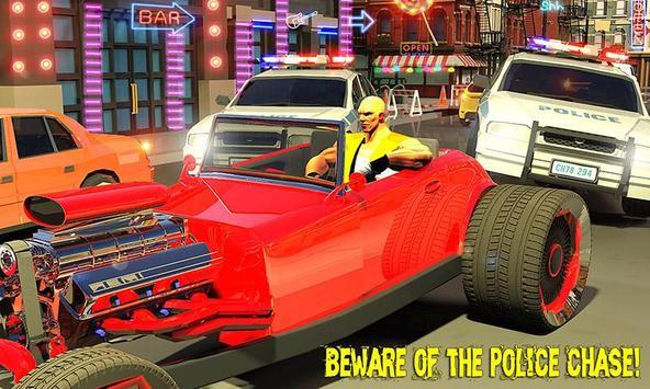 Auto Gangster Mafia: China Town Vice City War Fury screenshot 3