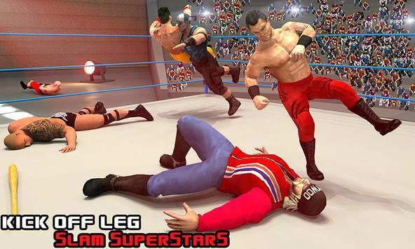 Real Rumble Wrestling Superstars: Royal Revolution poster