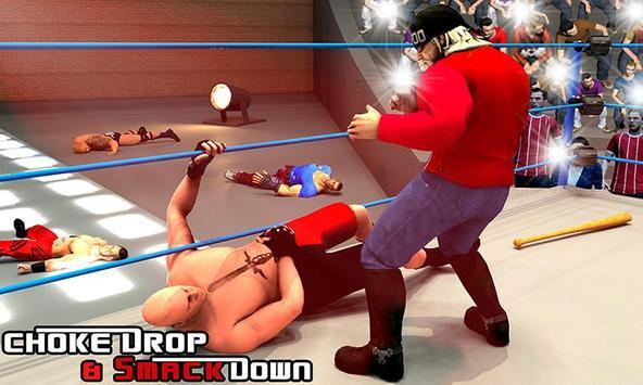 Real Rumble Wrestling Superstars: Royal Revolution screenshot 1