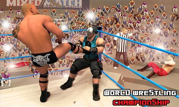 Real Rumble Wrestling Superstars: Royal Revolution screenshot 2