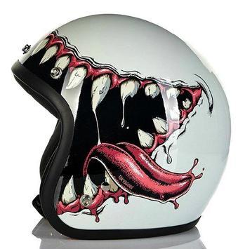 Design Helm airbrush helmet designs apk free design app for