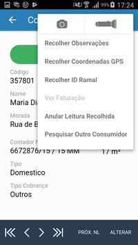 mSGA - Solução Móvel de Leitura Contadores de Água apk screenshot