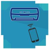 Hybrid AC Remote Simulator icon