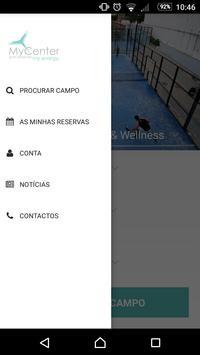 MyCenter - Sports & Wellness screenshot 3